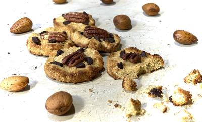 cookies-amandes