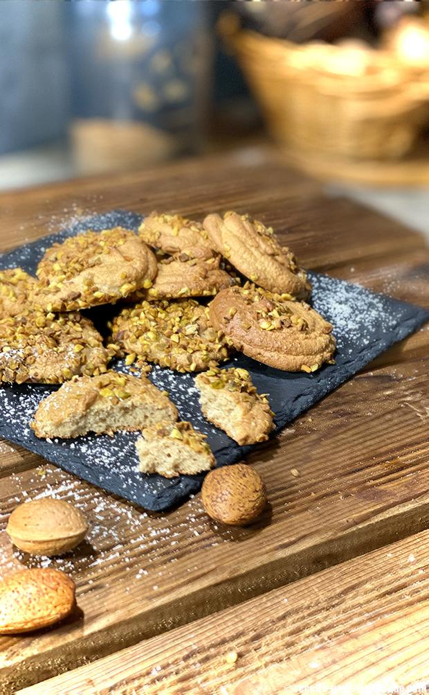 biscuits moelleux amande