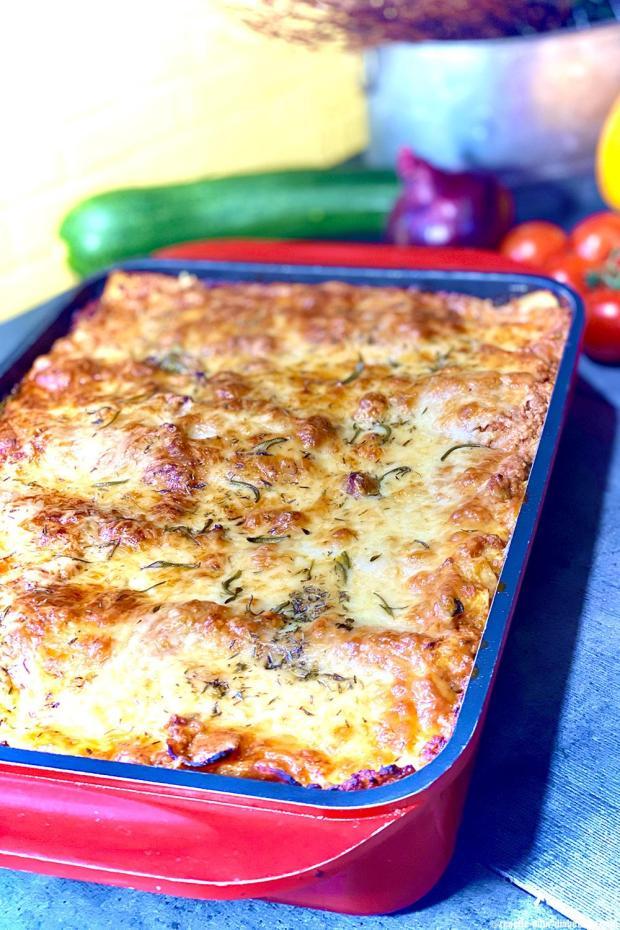 lasagne-sans-bechamel-mozzarela