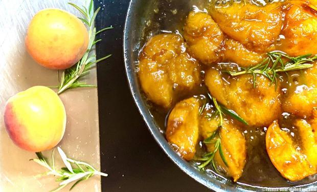 abricot-caramelise
