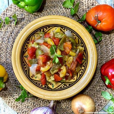 salade-mechouia-grille