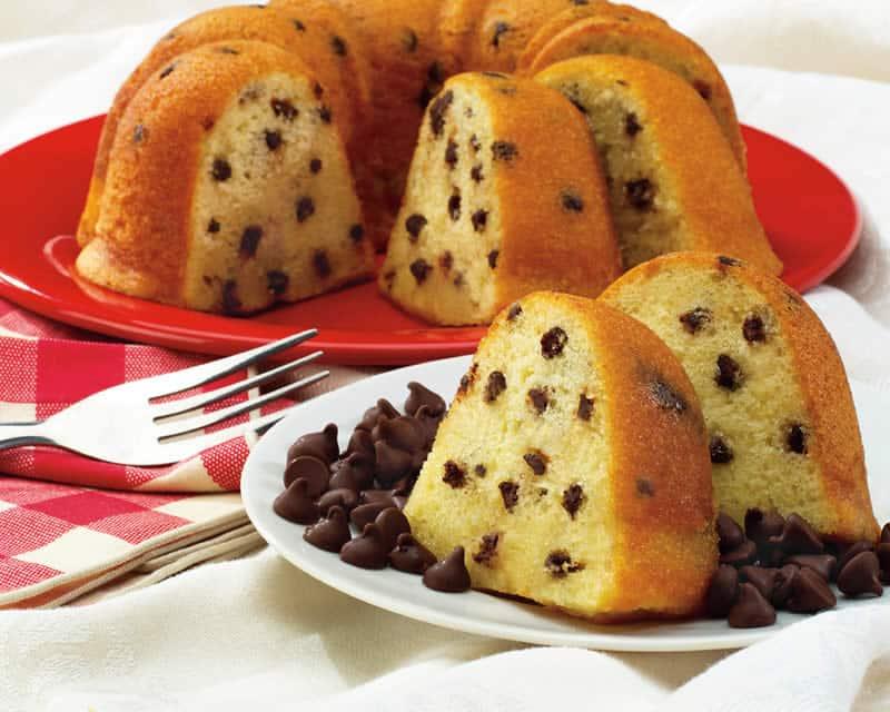 Cake Moelleux au yaourt pomme et chocolat thermomix