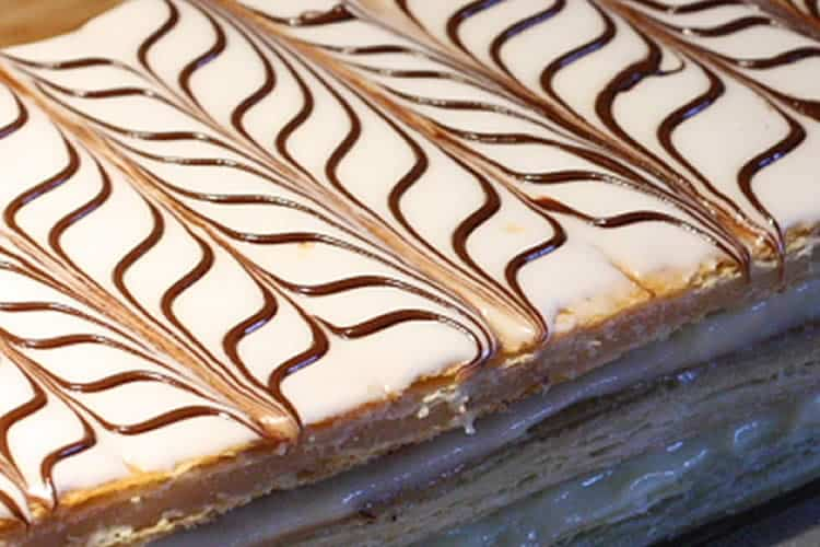 Mille feuille facile avec thermomix