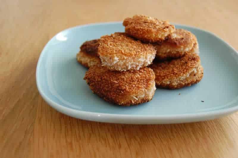 Nuggets de jambon au thermomix