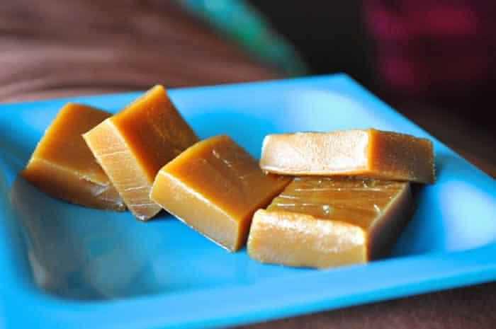 Caramel mous beurre salé maison thermomix