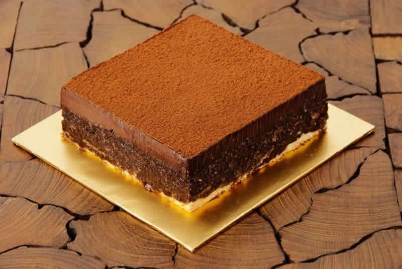 Gâteau Trianon recette facile avec thermomix