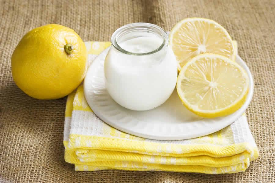 yaourt au citron au thermomix