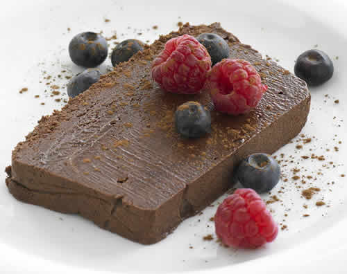 marquise chocolat au thermomix