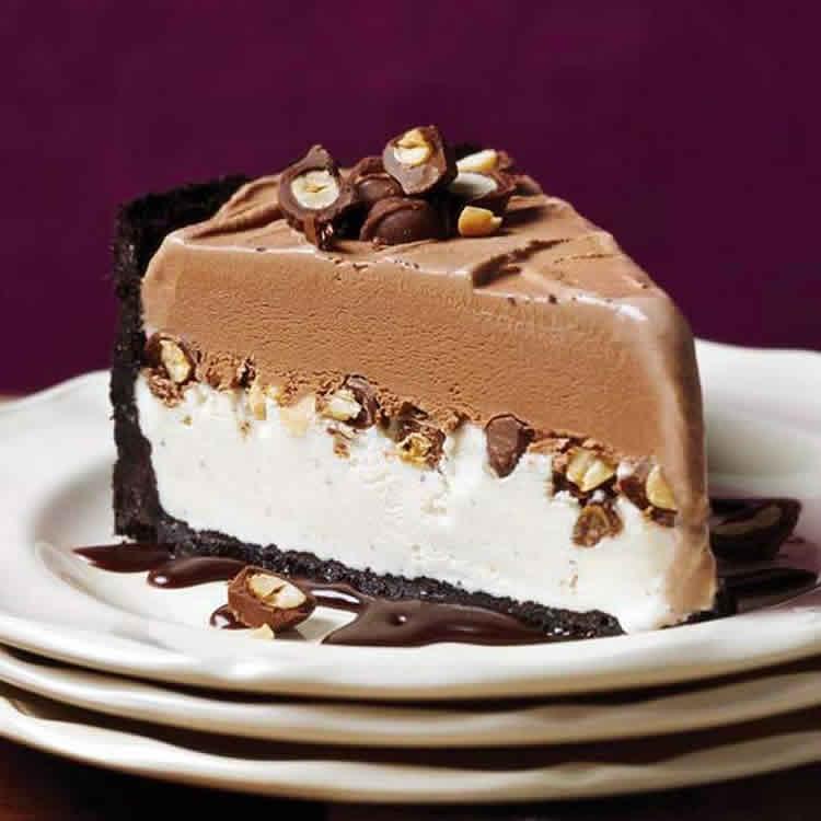 gateau glace au chocolat et vanille au thermomix