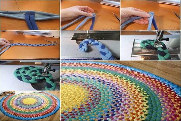 5 tapis fantastiques faciles a realiser