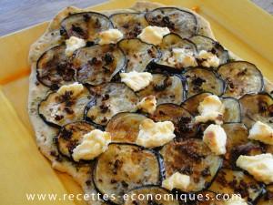 tarte aubergines  pesto (1)