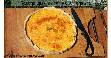 recette-quiche-carottes-chevre