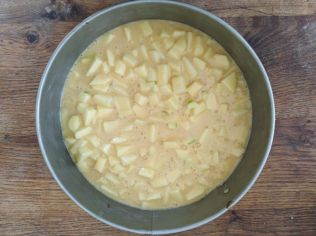 avant cuisson