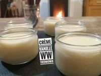recette creme vanille ww thermomix
