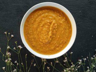 soupe de carottes crue thermomix ou robot (2)
