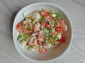 taboulé haricots blancs boulgour (4)