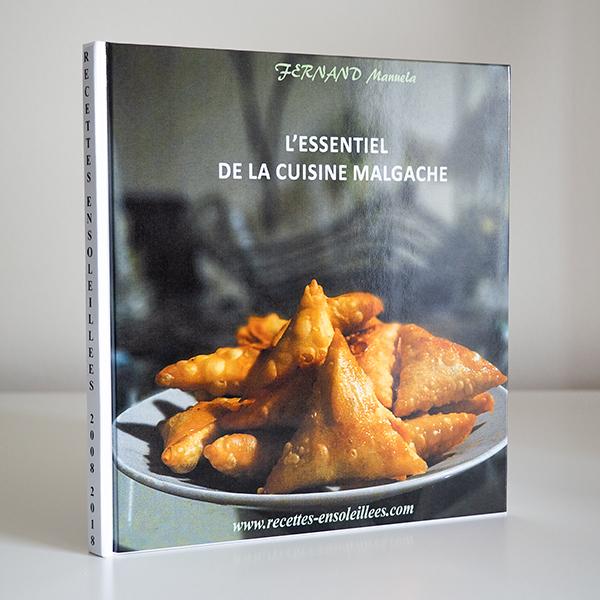 Mon livre : L'essentiel de la cuisine malgache