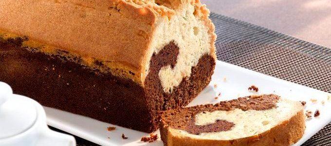 Cake Marbre Au Chocolat Facile Recettes Cooking