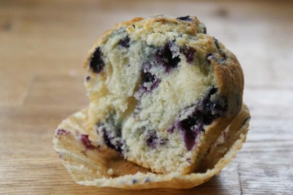 recette muffins américains aux myrtilles -     Recettes de cuisine du monde par Fanny©