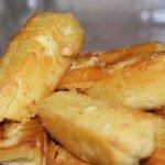 Panisses - cuisine niçoise © par Fanny GRW - Recettes d'ici et d'ailleurs