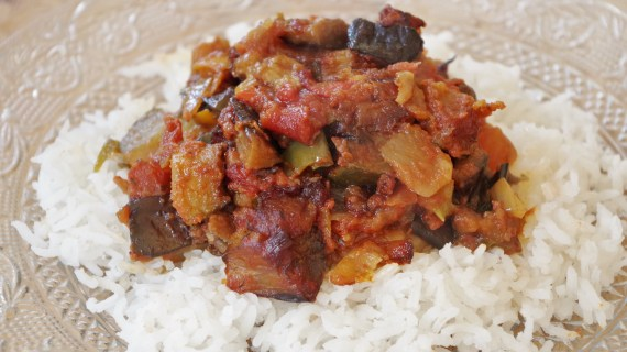 ratatouille niçoise - Cuisine provençale © par Fanny GRW - Recettes d'ici et d'ailleurs