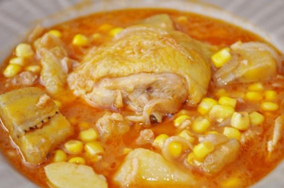 Ajicaco de Cuba - Cuisine des Iles © par Fanny GRW - Recettes d'ici et d'ailleurs