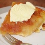 tarte aux pommles façon Tatin - Pâtisserie maison © par Fanny GRW - Recettes d'ici et d'ailleurs