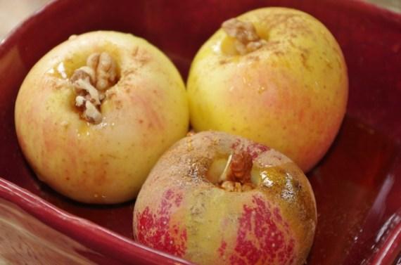 Pommes au four - Recettes américaine © par Fanny GRW - Recettes d'ici et d'ailleurs