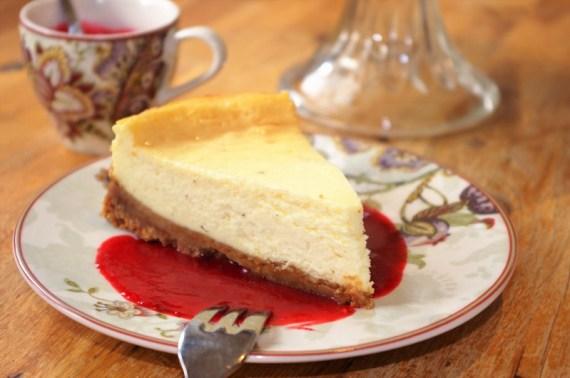 New York Cheesecake - Cuisine américaine  © par Fanny -  Recettes d'ici et d'ailleurs