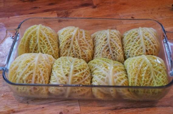Recette des choux farcis niçois - Capouns à la missarde - Cuisine niçoise © Recettes d'ici et d'ailleurs