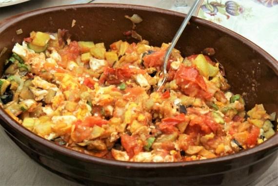 Cuisine du maghreb - Kafteji tunisien - Recette orientale © Balico & co