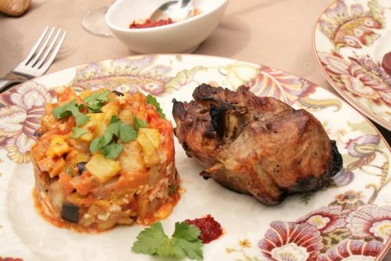 Kafteji tunisien - Recette orientale © Recettes d'ici et d'ailleurs