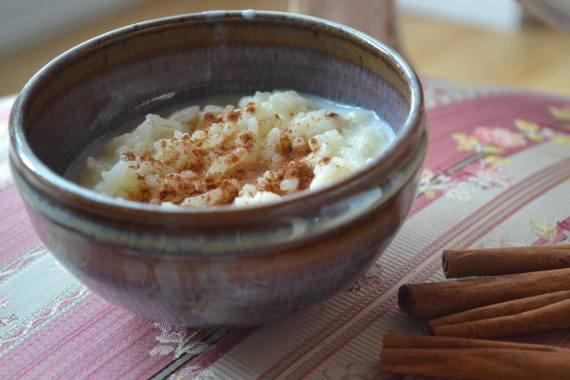 Riz au lait iranien Shir Berenj de Anaïs de Food Fun Foto