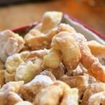 Les ganses niçoises ou gansa - Cuisine niçoise © Balico & co