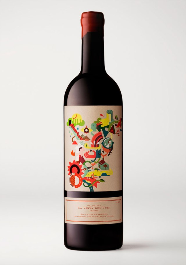 La Vinya del Vuit