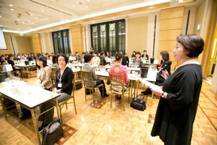 Sakura, Japan Women's Wine Awards 2016 2
