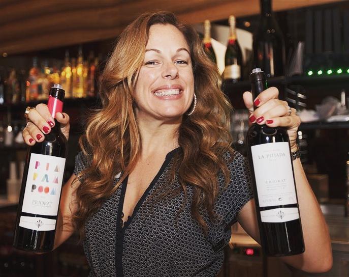 Entrevistamos a Michelle Negrón, elaboradora artesana de vinos en Saó del Coster en el Priorat