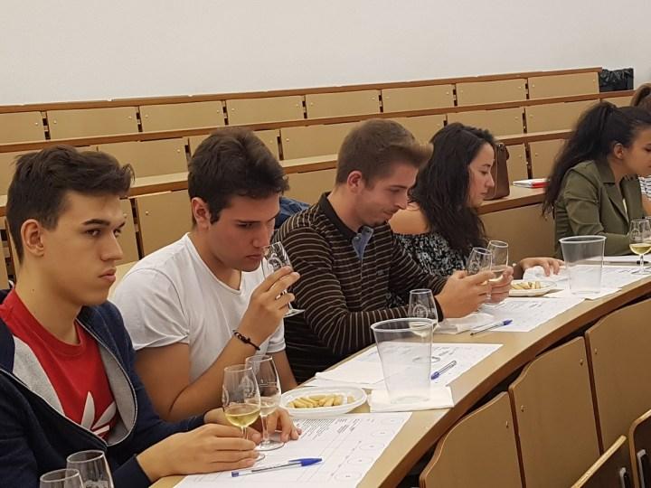 Los vinos DO La Mancha en la Universidad