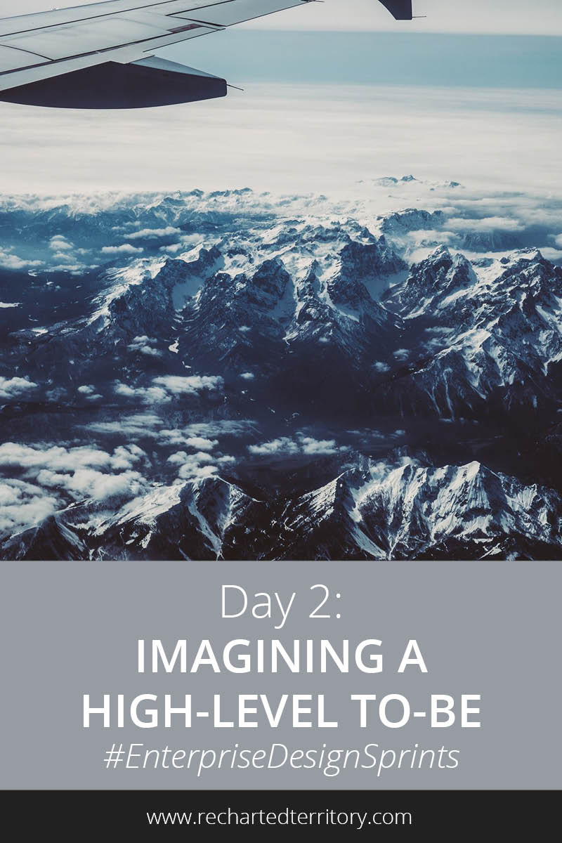 Day 2 Imagining a High Level To Be