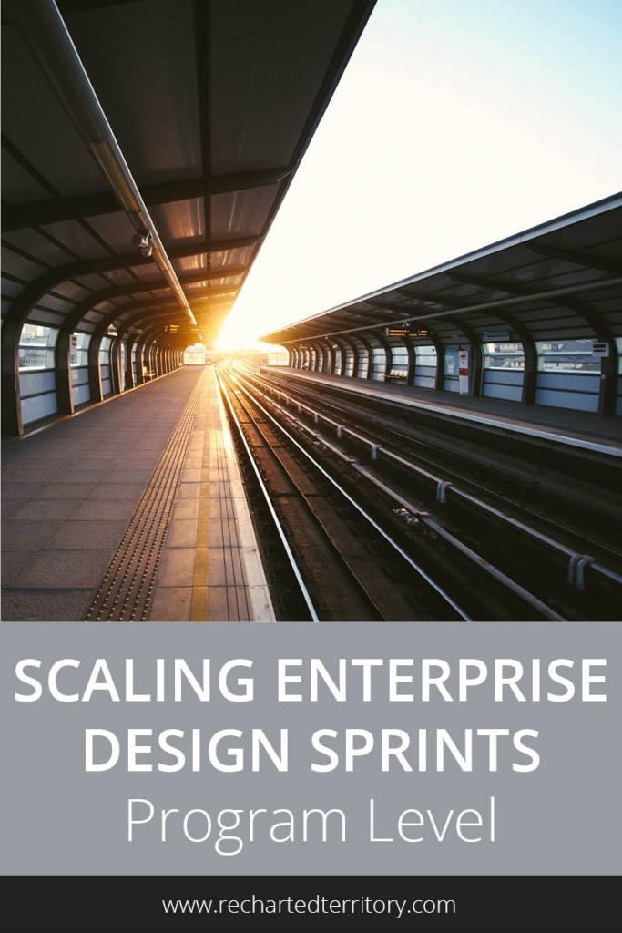 Scaling Enterprise Design Sprints- Program Level