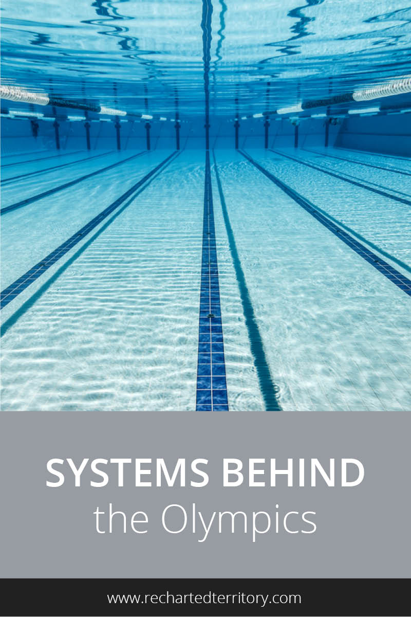 Systems behind the Olympics