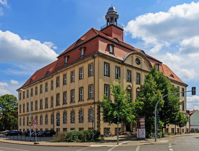 Foto vom Amtsgericht Senftenberg.
