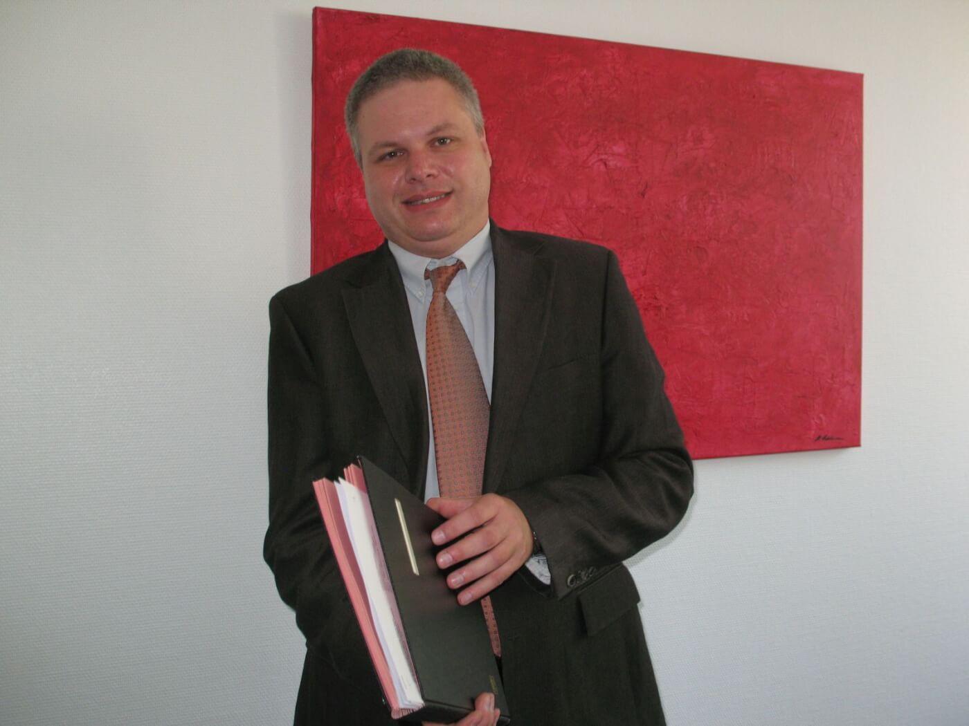 Andreas Schwartmann, Rechtsanwalt