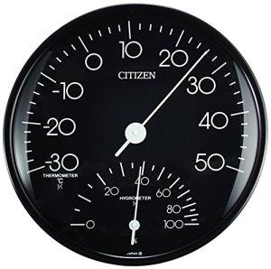 Citizen (Citizen) type de température hygromètre Multiplié tm1099cz057–002