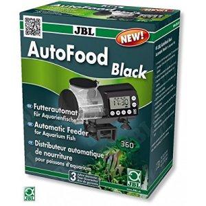 JBL AutoFood BLACK – Distributeur automatique de nourriture noir pour poissons d'aquarium