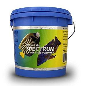 Spectrum Large Fish Formula 3mm Sinking 2270gm