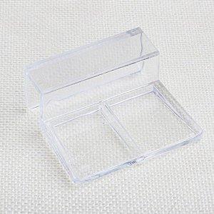 GEZICHTA 4pcs Effacer Aquarium Réservoir Couvercle en verre Clip Support Support durable, 6/8/10/12mm, 6 mm