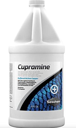 Seachem Cupramine, 4l/1FL. Gal.