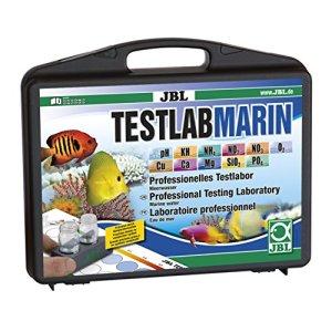 JBL Testlab Marin Test d'eau pour Aquariophilie