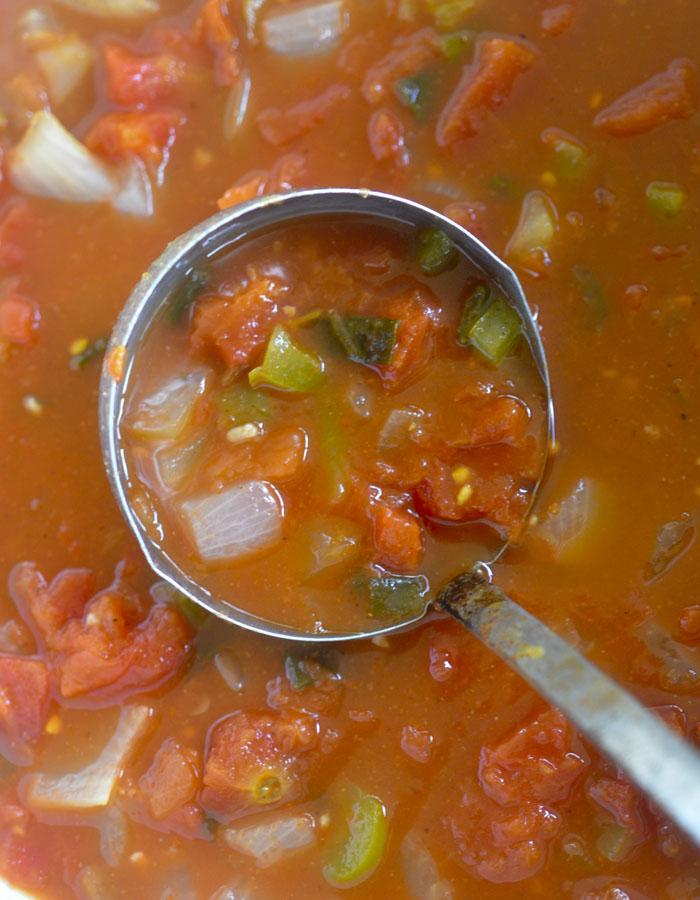 Weight Watchers Zero Point Tortilla Soup